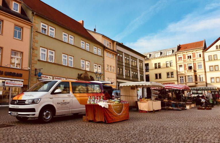 """Frühlingshafte Markttage für den """"Gotha adelt""""-Laden"""