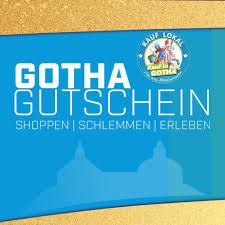 """Unterstützung für den lokalen Handel: """"Gotha Gutscheine"""" auch im Lockdown erhältlich"""
